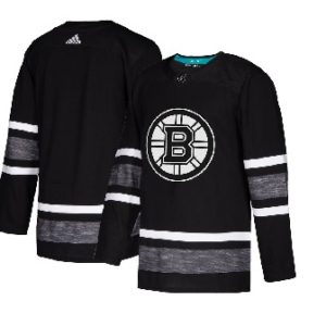 63f5b4a21d1 adidas Boston Bruins Black 2019 NHL All-Star Game Parley Authentic Jersey